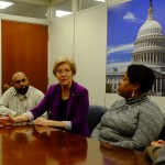 1199SEIU members took their message of 'no more healthcare cuts' to their elected representatives in Washington, DC.